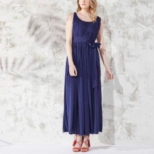 Bailey Maxi Dress Navy XS